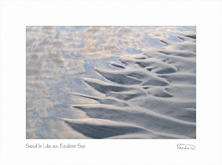 Sand Is Like an Endless Sea