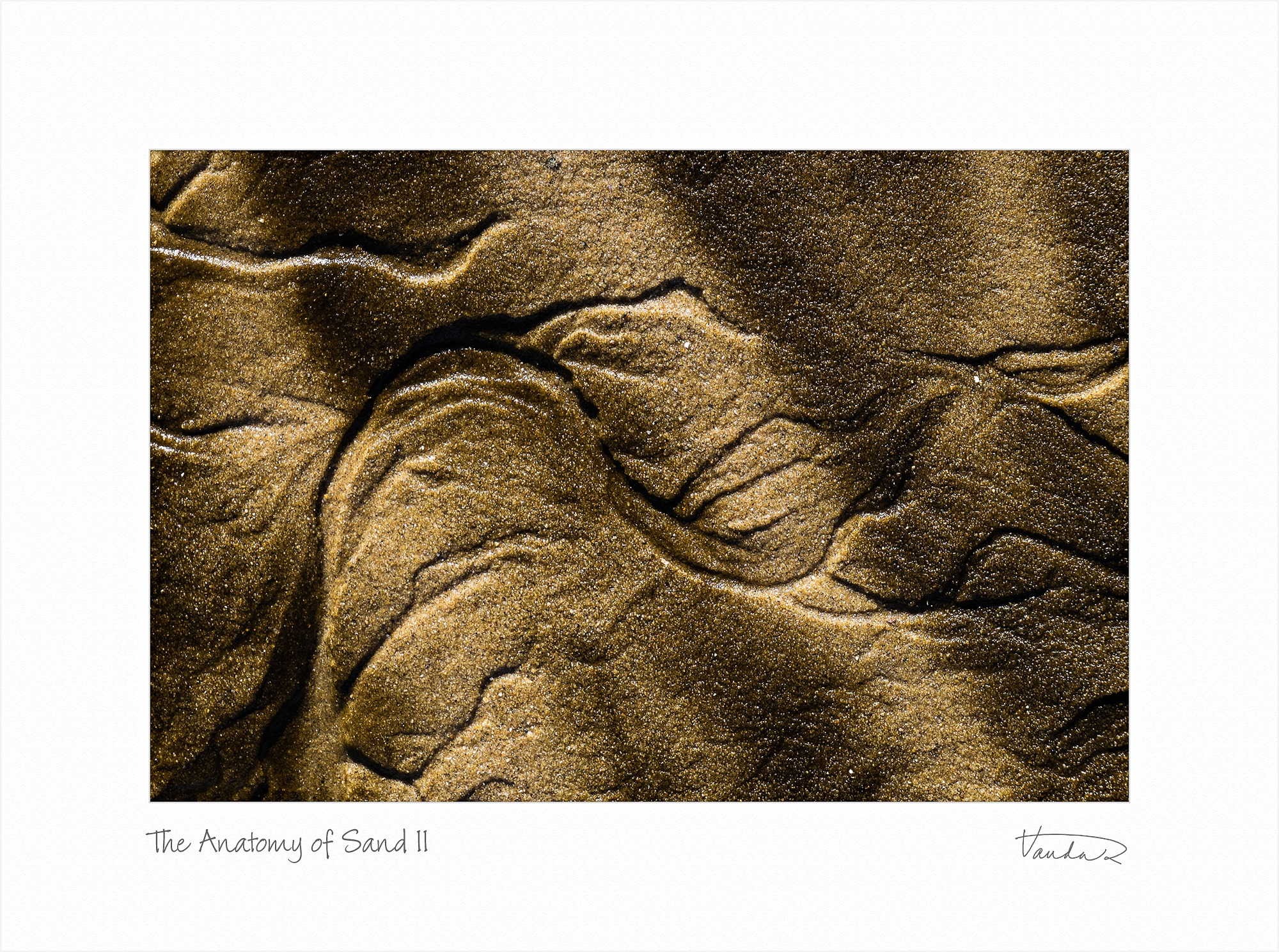 The Anatomy of Sand II