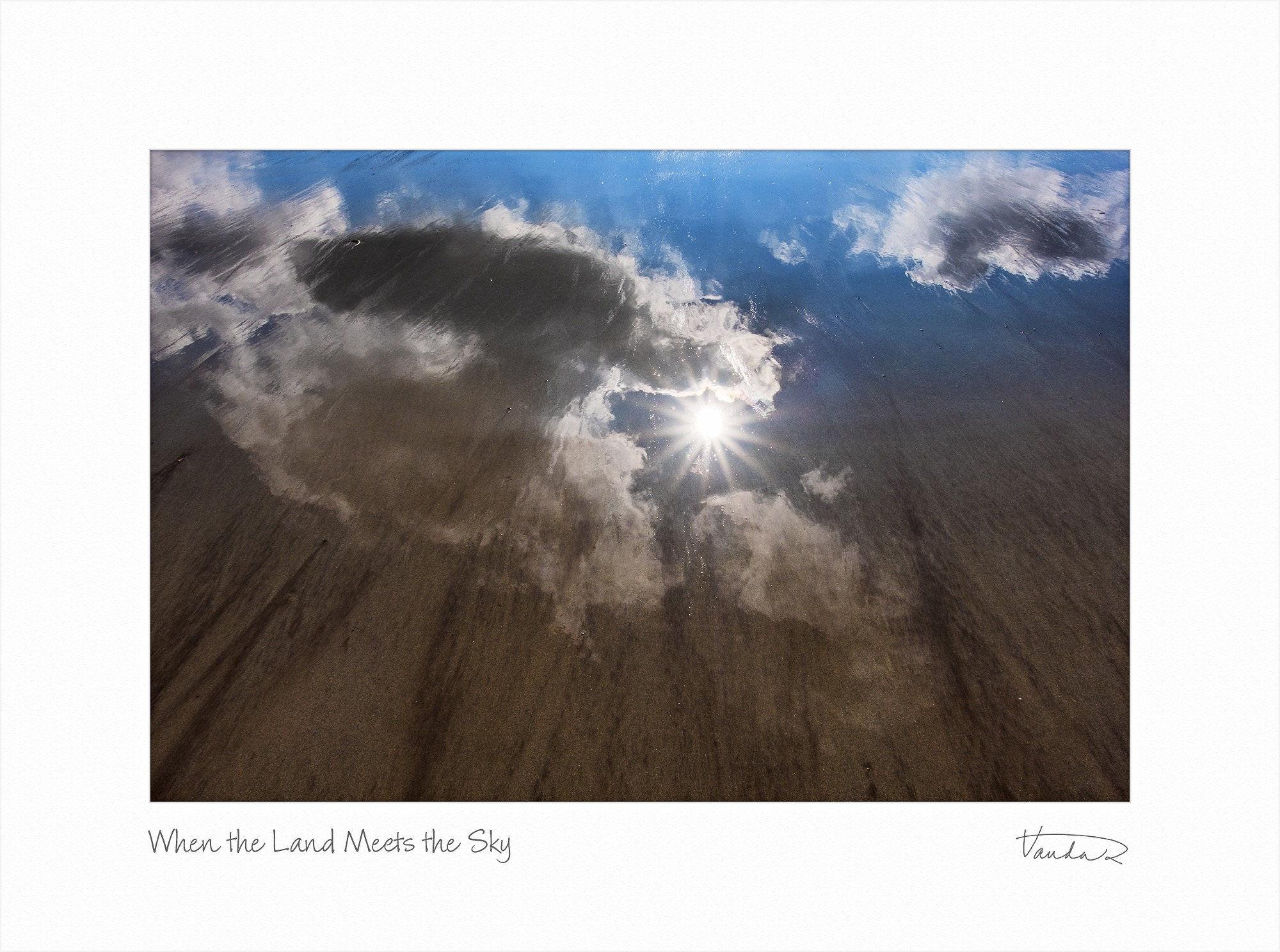 When the Land Meets the Sky