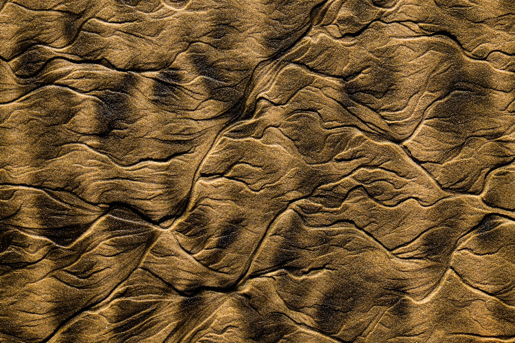 The Anatomy of Sand