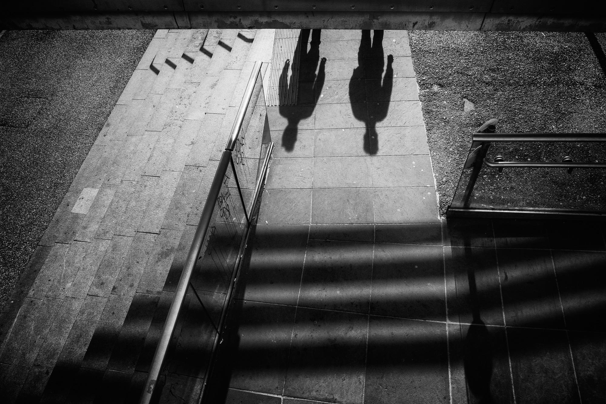 Shadows under the Bridge