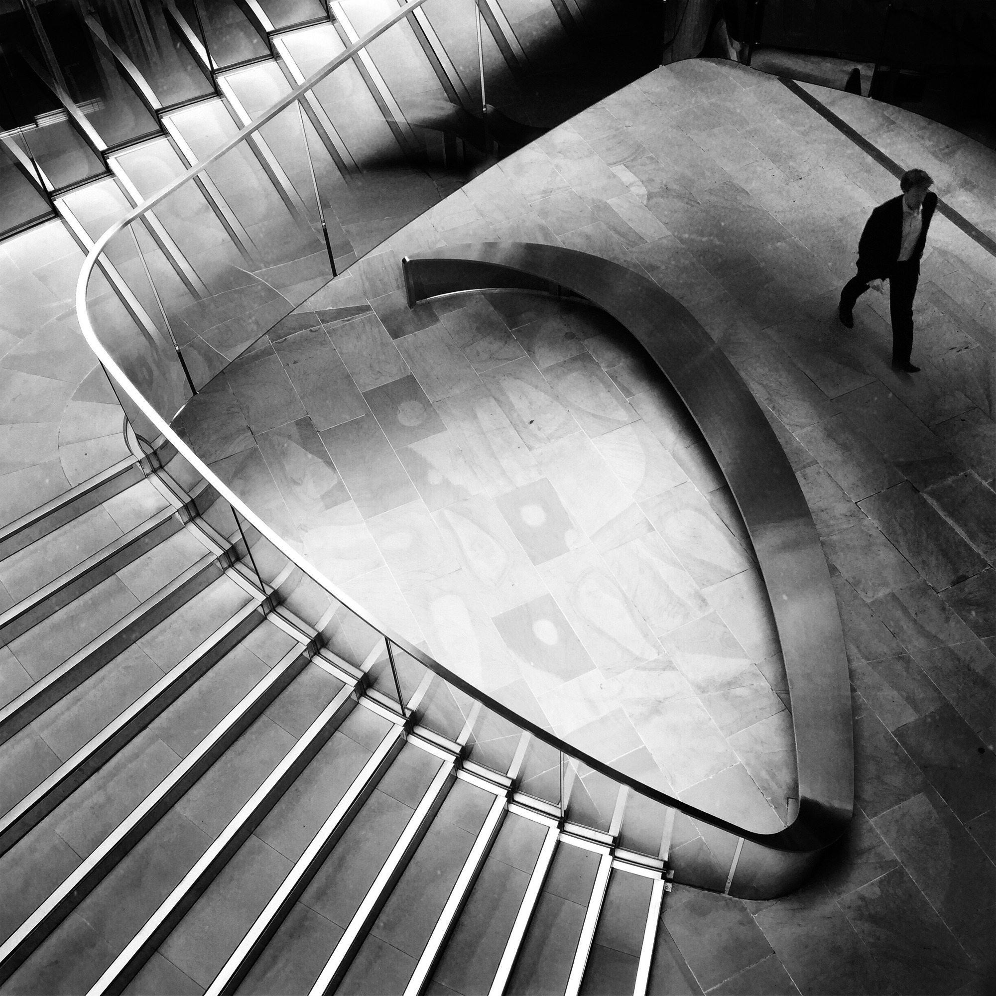 Down the Spiral
