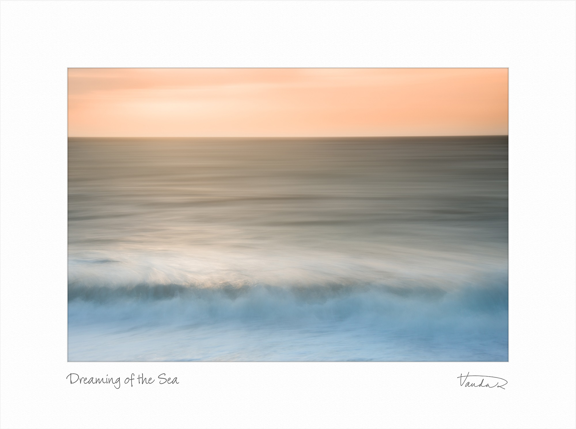 Dreaming Of The Sea