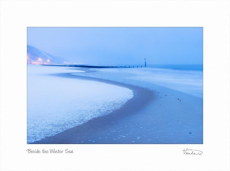 Beside the Winter Sea