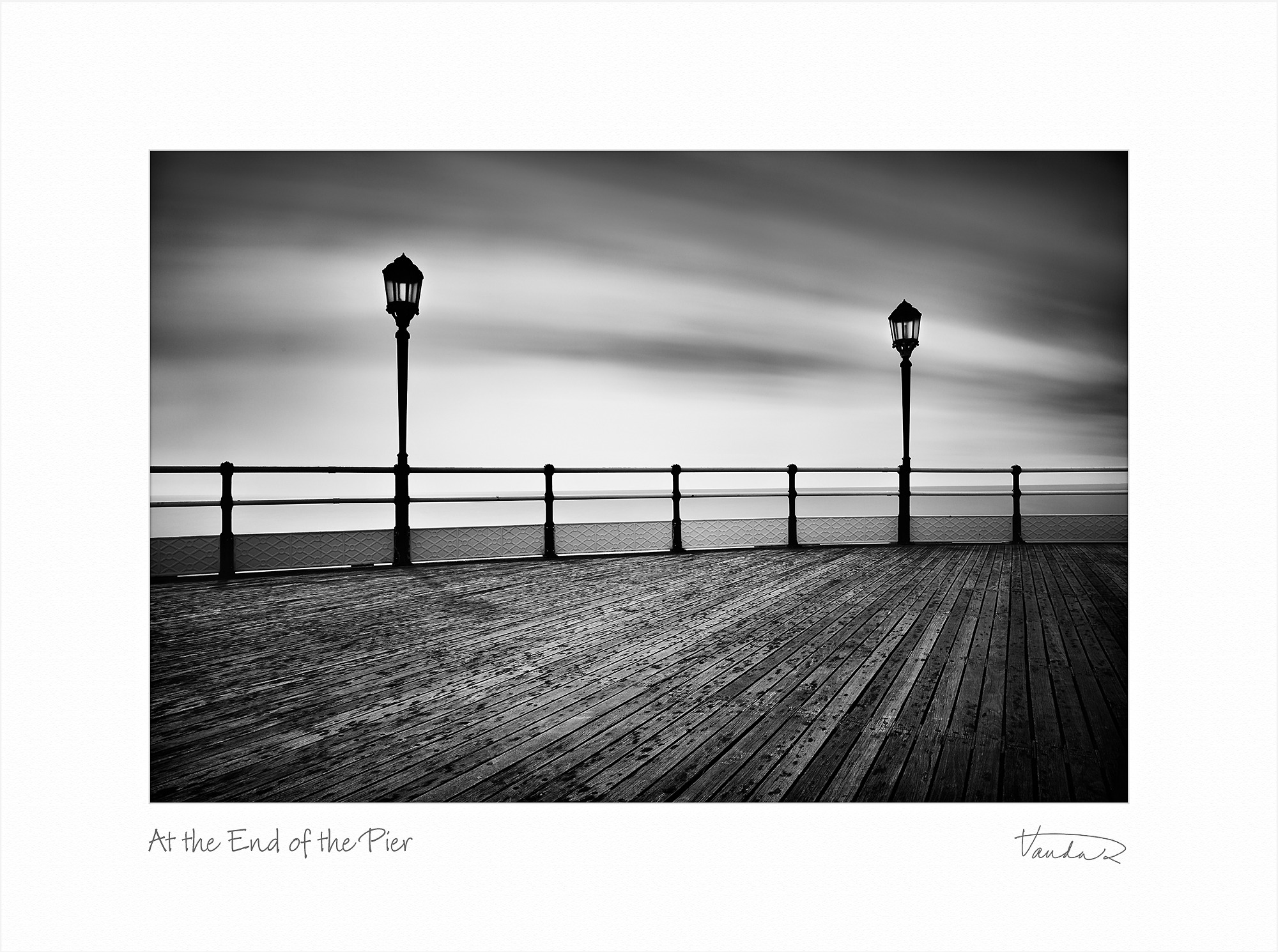 At the End of the Pier